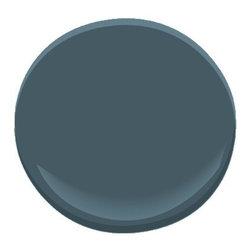 Benjamin moore jamestown blue paint color car interior design - Jamestown blue paint color ...