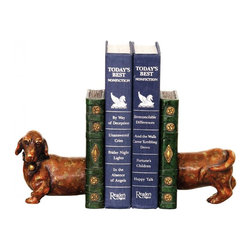 Sterling Industries - Pair Peppy Bookends - Pair Peppy Bookends