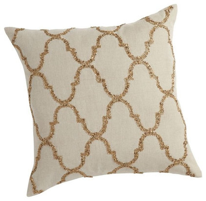 Transitional Decorative Pillows by Pottery Barn