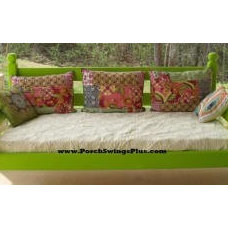 Eclectic Patio Furniture And Outdoor Furniture by Porch Swings Plus