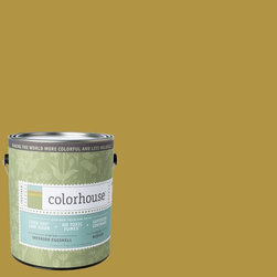 Inspired Eggshell Interior Paint, Beeswax .06, Gallon - Color house paints are zero VOC, low-odor, Green Wise Gold certified and have superior coverage and durability. Our artist-crafted colors are designed to be easy backdrops for living. Color house paints are 100% acrylic with no VOCs (volatile organic compounds), no toxic fumes/HAPs-free, no reproductive toxins, and no chemical solvents.