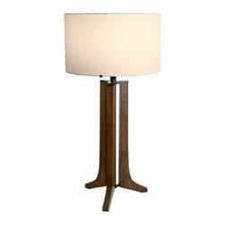 Cerno - Forma LED Table Lamp | Cerno - Design by Nick Sheridan and Frank Carfaro, 2013.