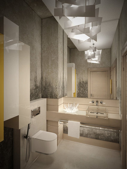 Contemporary Rendering by Annis Lender