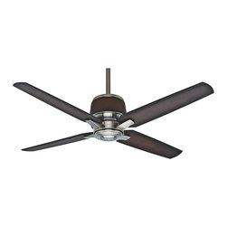 """Casablanca Fan - Casablanca Fan 59123 Aris Brushed Nickel 54"""" Ceiling Fan - Casablanca Fan 59123 Aris Brushed Nickel 54"""" Ceiling Fan"""