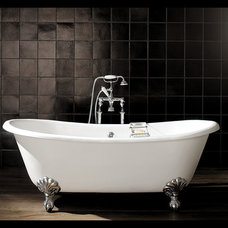Traditional Bathtubs by Hydrology