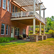 Traditional Exterior by Andrew Roby General Contractors