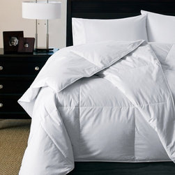 White Down Comforter by ExceptionalSheets - Additional Product Information: