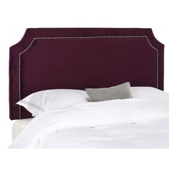 Safavieh - Avery Full Headboard - Avery Full Headboard