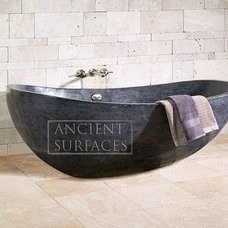 Modern Bathtubs by Ancient Surfaces