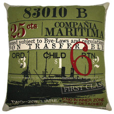Eclectic Decorative Pillows by Rhadi Living