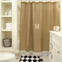eclectic shower curtains by Ballard Designs
