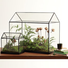 Modern Greenhouses by West Elm