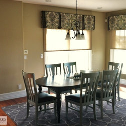 Window Treatments - Unique and custom window treatments that give your space the wow factor.
