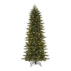 Oregonian Slim Christmas Tree - HOLIDAY GRACE AND ELEGANCE IN TREE CLASSICS' OREGONIAN SLIM CHRISTMAS TREE