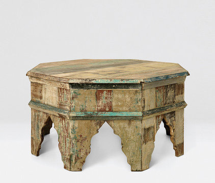 Eclectic Side Tables And Accent Tables by Madegoods