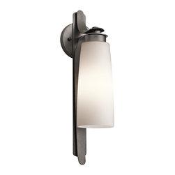 Kichler Lighting - Kichler Lighting 49025AVI Vitalino Modern / Contemporary Wall Sconce - Kichler Lighting 49025AVI Vitalino Modern / Contemporary Wall Sconce