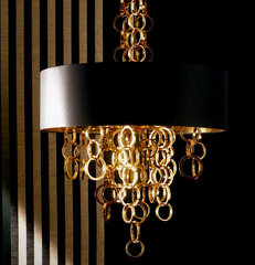 contemporary chandeliers by Taylor Llorente