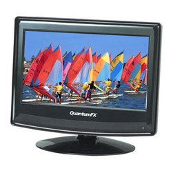 "QFX - 13.3"" LED TV - Features:"