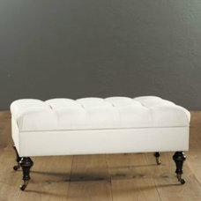 Contemporary Bedroom Benches by Ballard Designs