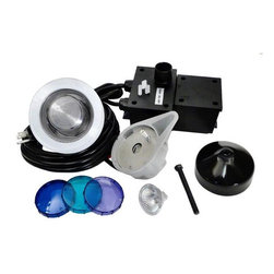 Hayward Elite Above Ground Pool Light Complete Set - -Multi-Colored Light Designed for Above Ground Pools