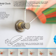 Clocks by Studio Ve
