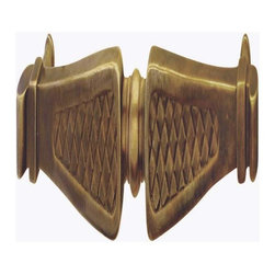 Hafele - Hafele Handle Cottage Brass Antique Bronze 1/4-20 ctc 305mm - Hafele Handle Cottage Brass Antique Bronze 1/4-20 ctc 305mm