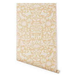 Otomi Wallpaper, Cream