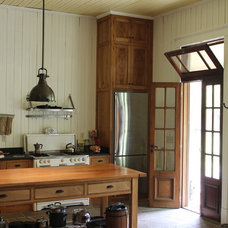 Farmhouse Kitchen by Jeff Wilkinson, RA