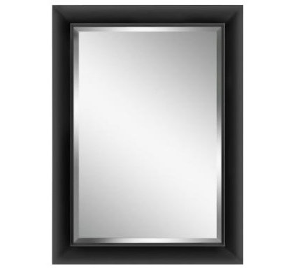 contemporary bathroom mirrors by Home Depot