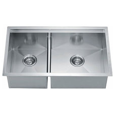 Contemporary Kitchen Sinks by DAWN KITCHEN & BATH PRODUCTS INC