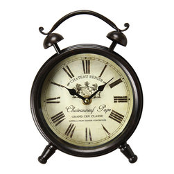 Shop Old Fashioned Alarm Clock Products On Houzz