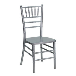 Flash Furniture - Flash Elegance Supreme Wood Chiavari Chair - If you've been to a wedding, chances are you've sat in a Chiavari chair. Chiavari Chairs have become a classic in the event industry and are also highly popular in high profile entertainment events. This chair is used in all types of elegant events due to its lightweight, stacking capabilities and elegant design. Keep your guests comfortable with optional cushions and keep your chairs beautiful with optional chair covers.