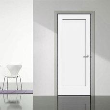 Modern Interior Doors by Lynden Door