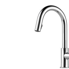 modern kitchen faucets by Rebekah Zaveloff