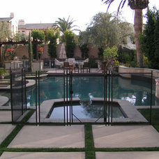 Tropical Swimming Pools And Spas by Guardian Pool Fence Systems