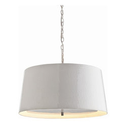 Ziggy Drum Shade Pendant