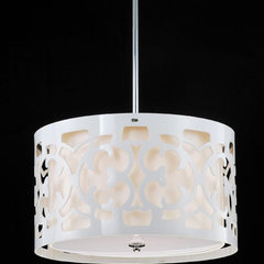 contemporary chandeliers by Overstock