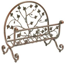 Traditional Magazine Racks by French Heritage