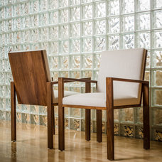 Modern Dining Chairs by KCS Design