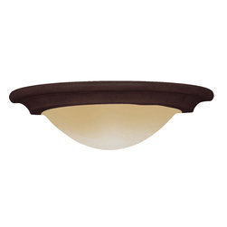 Pacific-Wall Sconce - Simple, elegant designs offered in a variety of our most popular finishes. Choose from Acorn, Country Stone, Pewter and Kentucky Bronze. Glass options are Marble and Wilshire.