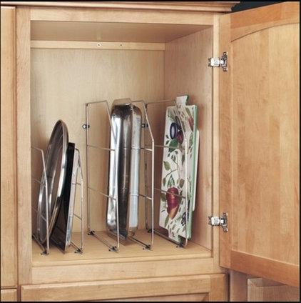 Kitchen Drawer Organizers by Glenn Rogers Cabinet Broker