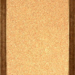 """Framed Cork Board 16"""" x 20"""" - with Antique Gold Finish Frame - 16"""" x 20"""" framed premium cork board produced to meet designer quality standards. This decorative framed bulletin boards are produced using high-precision framing techniques for a high-quality finished product with an extra thick cork surface. Our progressive business model allows us to offer these practical, yet decorative message boards to you at the best wholesale pricing, significantly less than frame shop corkboards, affordable to all. Great for office, conference room, home, kitchen, scheduling, leaving memos, to-do lists, family schedules, kid's art, photos, mementos, reminders, messages, lists, as an organizer, menu, for writing, drawing, classroom, school teacher, coaching and more. This corkboard is mounted into our 2 1/8"""" wide antique gold finish frame by one of our expert framers. This framed pinboard comes with hardware, ready to hang on your wall, with the option of hanging horizontally or vertically.  We present a comprehensive collection of exceptional framed cork boards."""