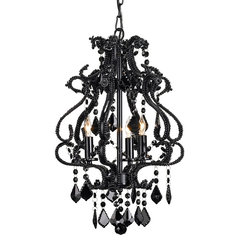 eclectic chandeliers by Layla Grayce