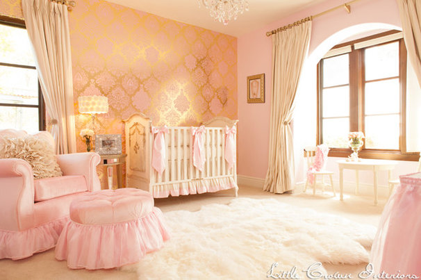 Traditional Kids by Little Crown Interiors
