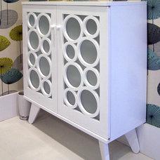 Modern Bathroom Storage by Craig Thomas White
