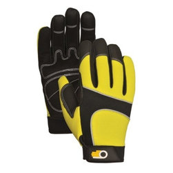 Lfs Glove - Glove Performance Synthetic Palm - Made for tough jobs