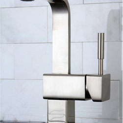 None - Toronto Euro-style Satin Nickel Bathroom Faucet - Bring a touch of European beauty and sophistication into your bathroom with this Toronto Euro-style bathroom faucet. This faucet features a Satin Nickel finish.