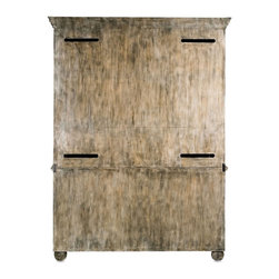 Currey and Company - Currey and Company Charleston Traditional Cabinet X-2613 - Currey and Company Charleston Traditional Cabinet X-2613