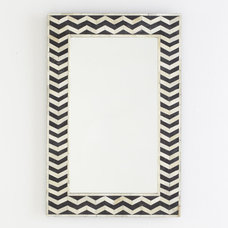 Contemporary Floor Mirrors by Wisteria