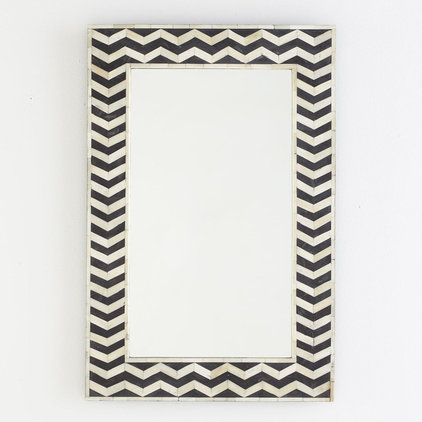 Contemporary Mirrors by Wisteria